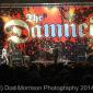 the Damned @ Max Schmeling halle - Berlin 16-11-14