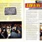 Rebellion mini Magazine free with Vive le rock magazine Oct 2013