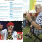 Captain sensible  -- Best of Punk Globe Magazine -  August 2015