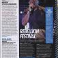 Rebellion Punk Festival - KERRANG magazine  August 2016