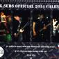 Uk, Subs Official Calander
