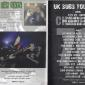 uk subs tour programme 2014