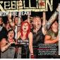 Rebellion preview - Vive le rock Magazine - June 2016